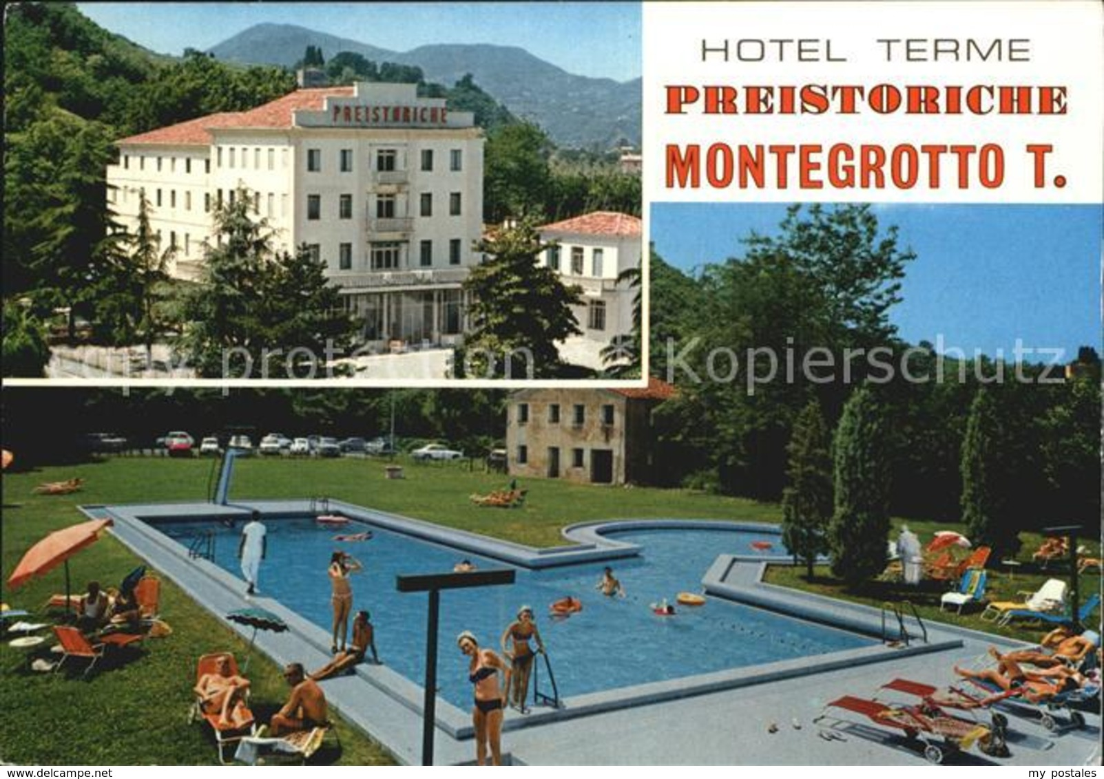 72570729 Montegrotto Terme Hotel Terme Preistoriche Firenze - Italie