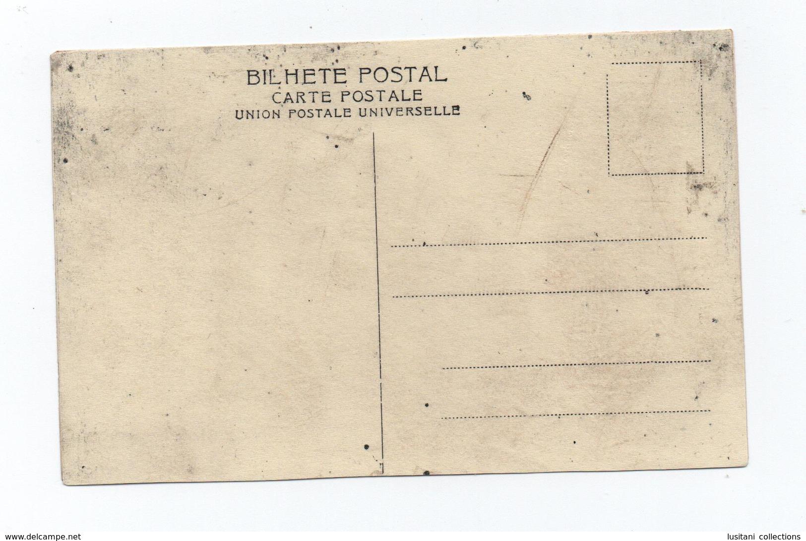 Moçâmedes  Namibe Mossamedes ANGOLA 1906/1910years AFRICA AFRIKA AFRIQUE Postcard - REGATA BOATS BOAT BATEAUX - Angola