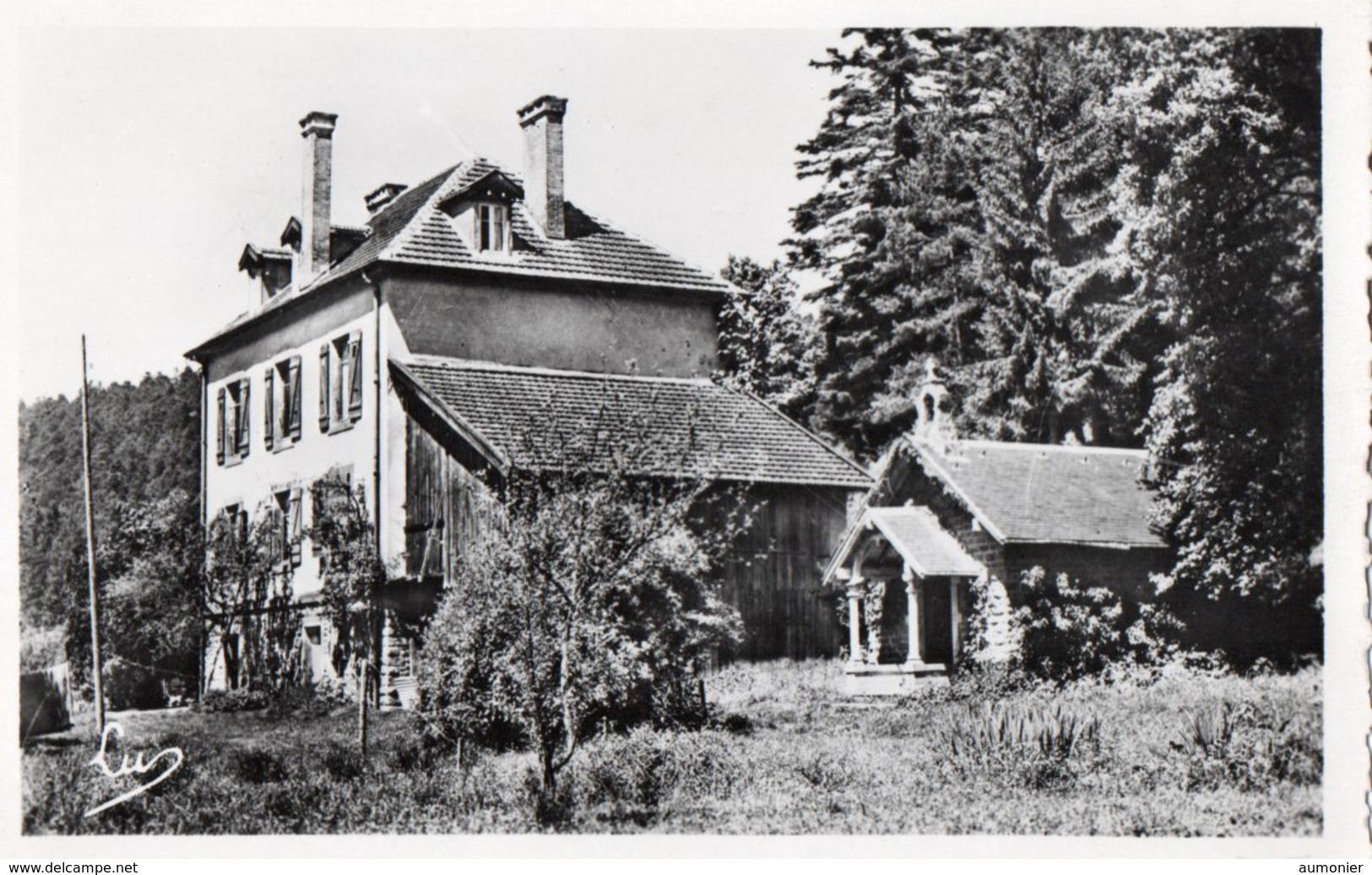 CIREY SUR VEZOUZE ( 54 ) - Maison Forestière - La Gagère . - Cirey Sur Vezouze