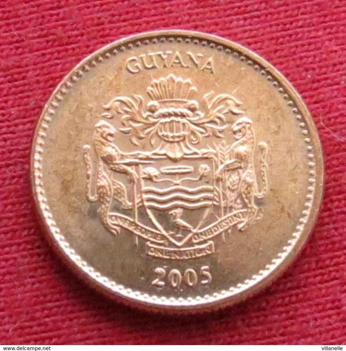 Guyana 1 Dollar 2005 KM# 50  Guiana - Guyana