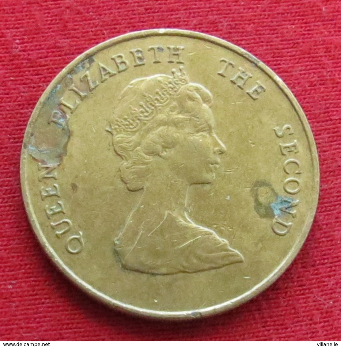 East Caribbean States 1 Dollar 1986 KM# 15 Caribbean Caraibas Caraibes Orientales - Caribe Oriental (Estados Del)