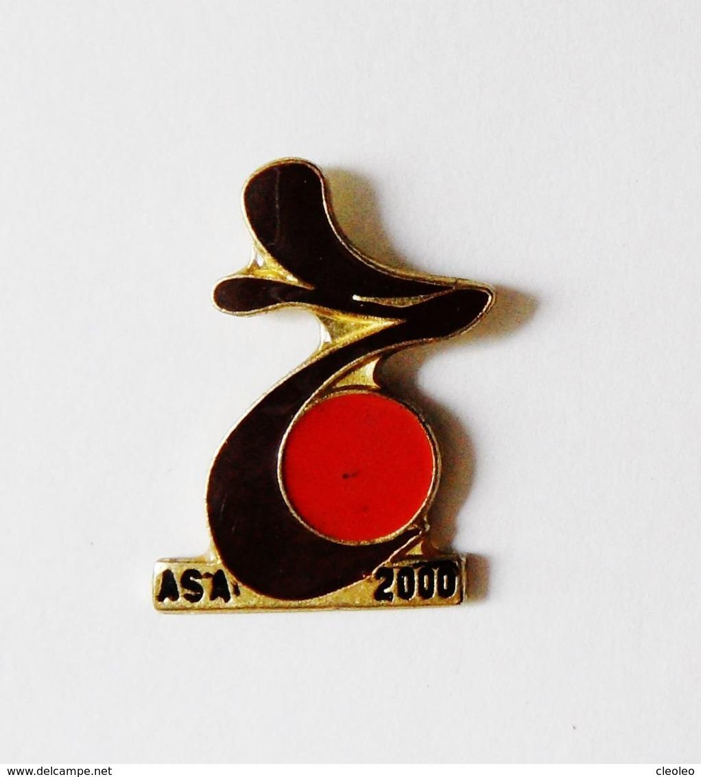 Pin's Informatique Video TV - ASA 2000 - Informatique