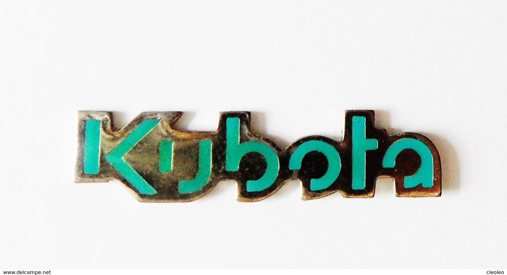 Pin's Informatique Video TV - KUBOTA - Informatique