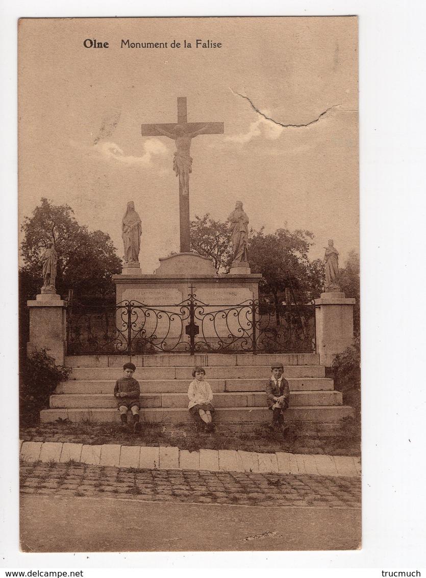 Ph3 - OLNE - Monument De La Falise - Olne