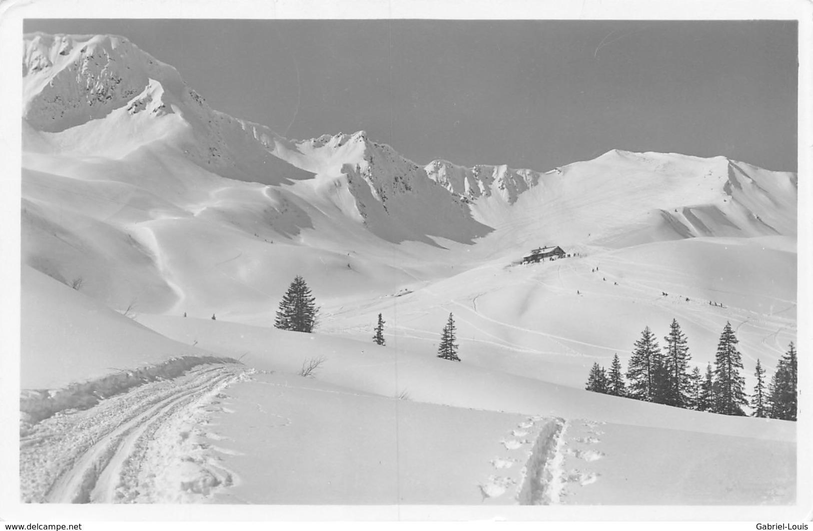 Schwarzwasserhütte Mit Steinmandl - - Kleinwalsertal