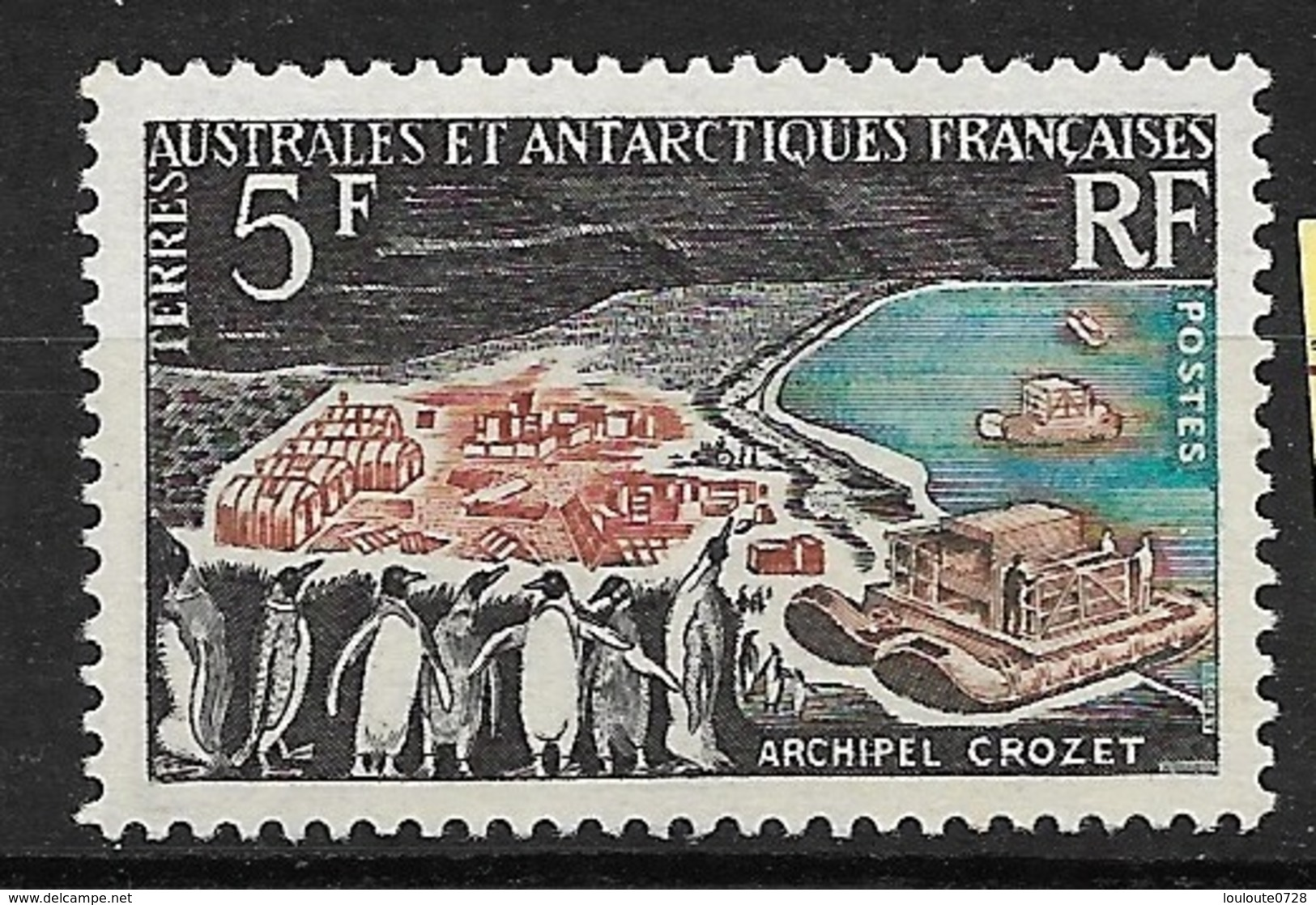 TAAF 1963  N° 20  N * * Luxe  TTB - French Southern And Antarctic Territories (TAAF)