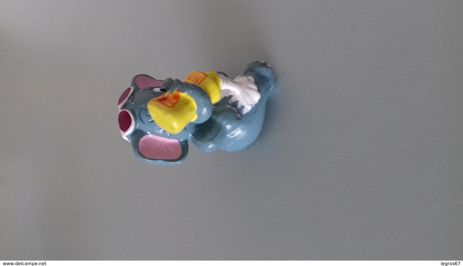 FIGURINE FERRERO ELEPHANT AMBRE SOLAIRE - Figurines
