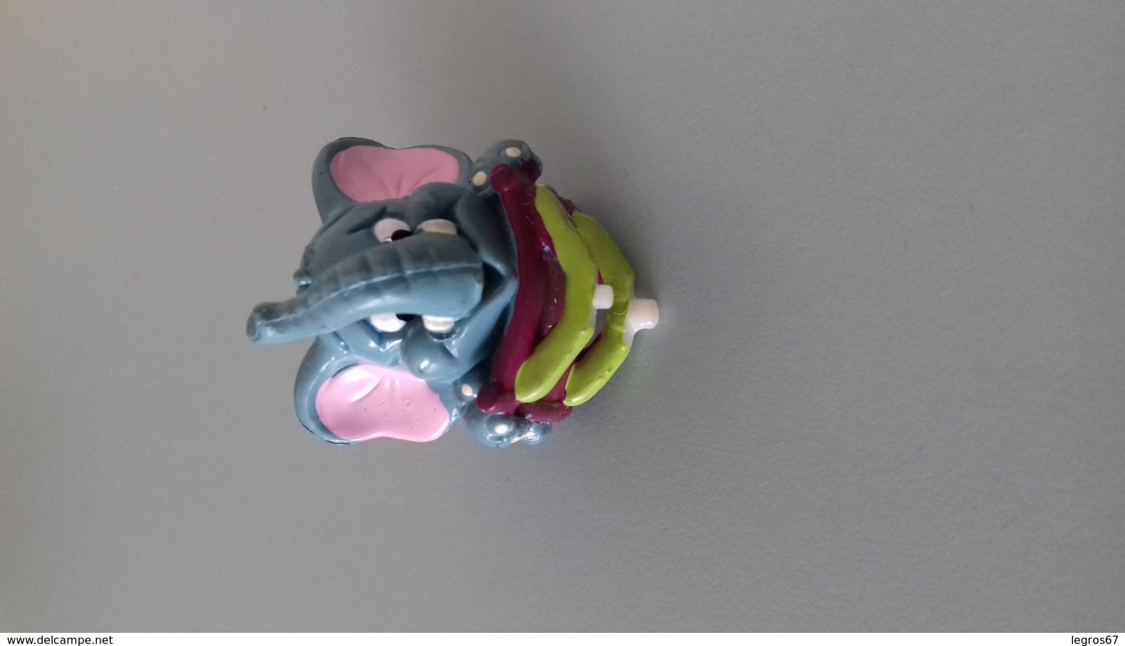 FIGURINE FERRERO ELEPHANT EQUILIBRE - Figurines