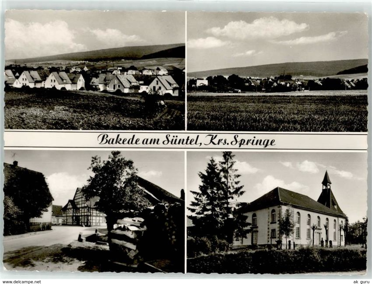 53005867 - Bakede - Allemagne