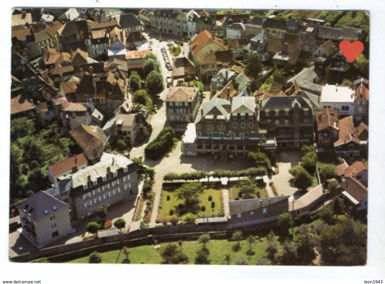 """02573-LE-19-MAISON DE RETRAITE """" LA MISERICORDE """" -BEAULIEU/DORDOGNE - Frankreich"""