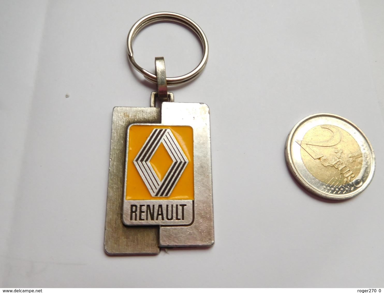 Beau Porte Clés , Auto Renault , SELCO à Fécamp , Seine Maritime - Porte-clefs