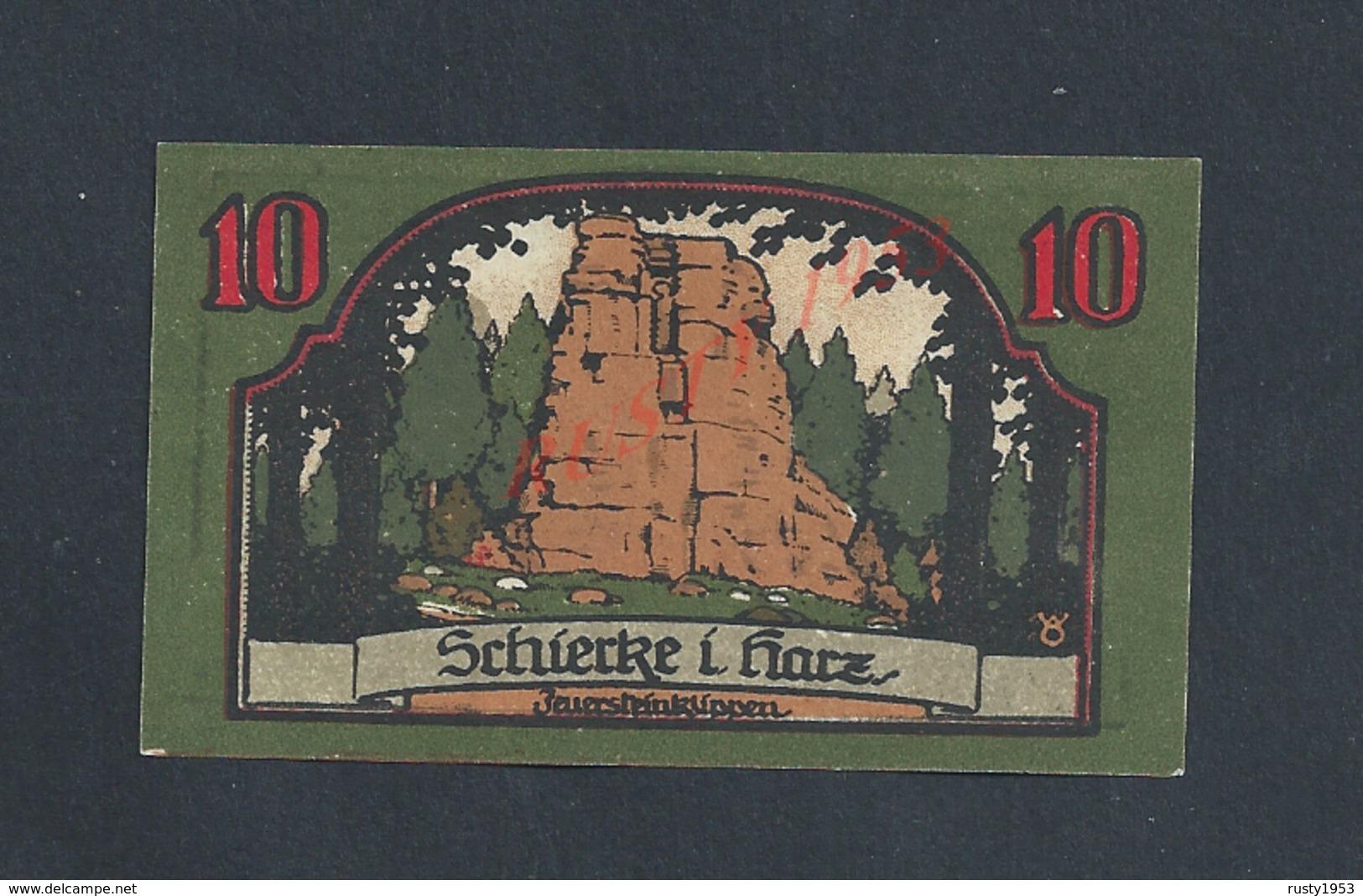 ALLEMAGNE BILLET DE BANQUE DE 1921  : - Altri