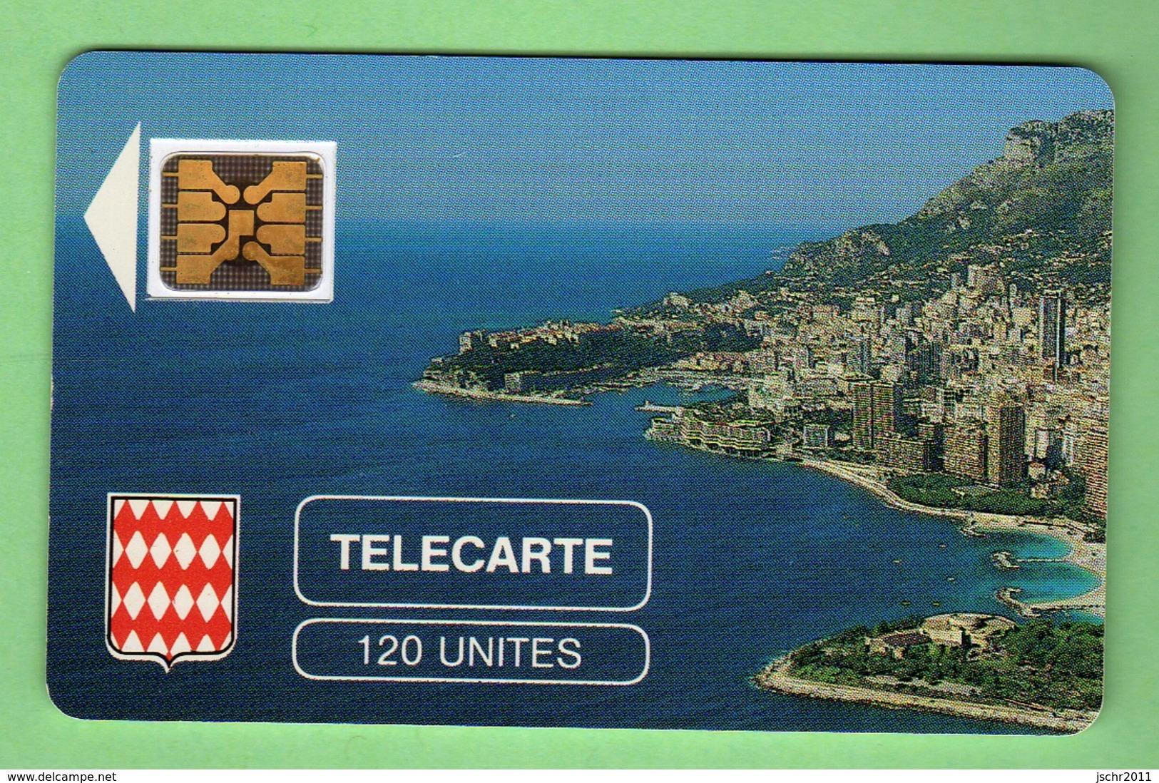 MF3 ROCHER DE MONACO *** 120u *** SC4 O/N *** LUXE *** (50-P2) - Monaco