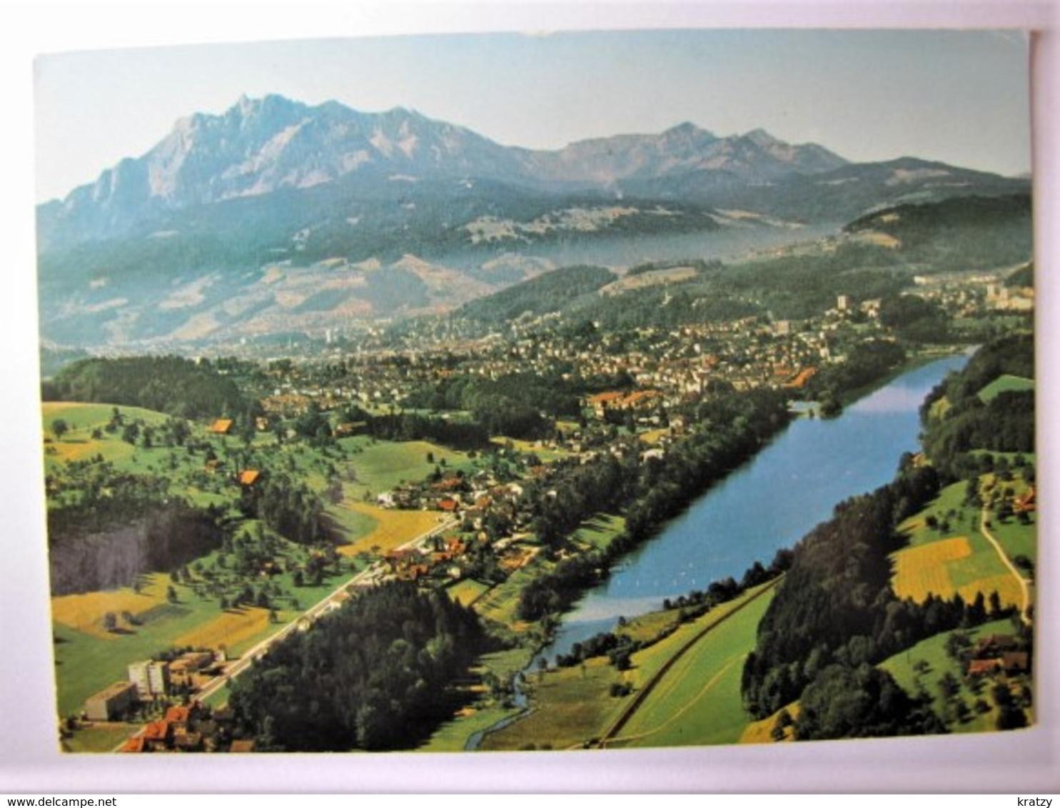 SUISSE - LUCERNE - Rotsee - LU Lucerne
