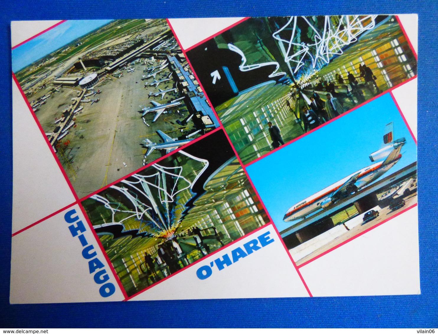 AEROPORT / AIRPORT / FLUGHAFEN       CHICAGO  O'HARE - Aerodromi
