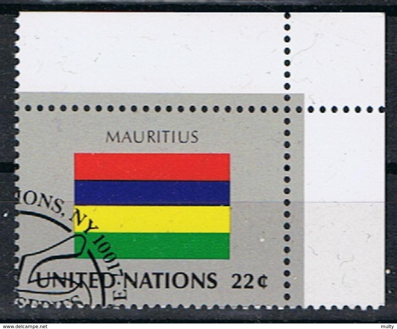 Verenigde Naties New York Y/T 449 (0) - Oblitérés