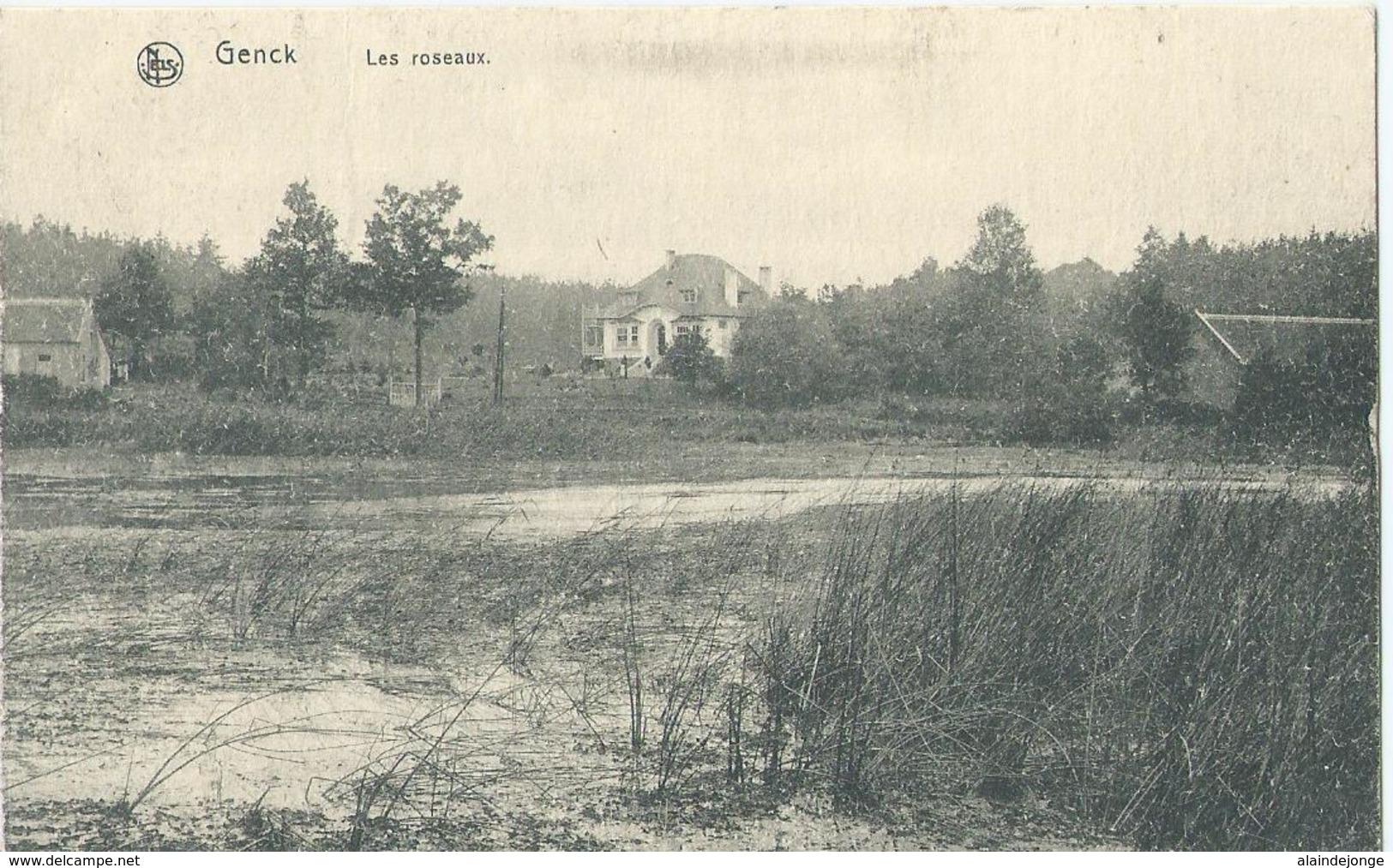 Genk - Genck - Les Roseaux - Edition Maison Lowis Genck - 1919 - Genk