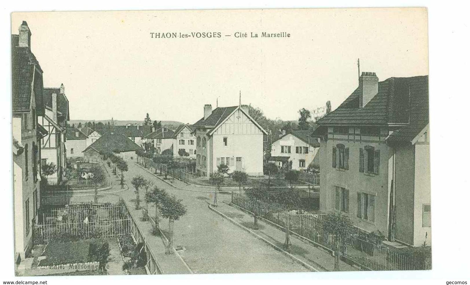88 - THAON LES VOSGES - Cité La Marseille - Thaon Les Vosges