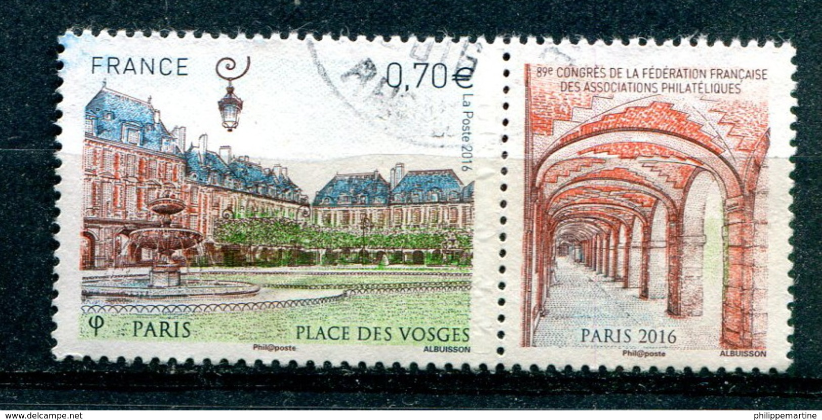 France 2016 - YT 5055 (o) - Francia