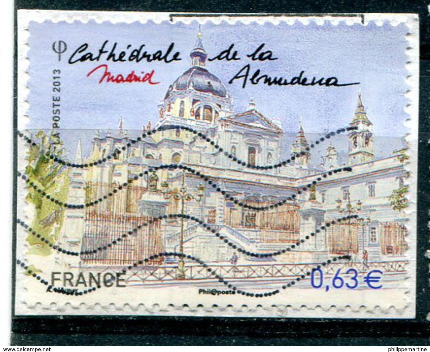 France 2013 - YT 4731 (o) Sur Fragment - Francia