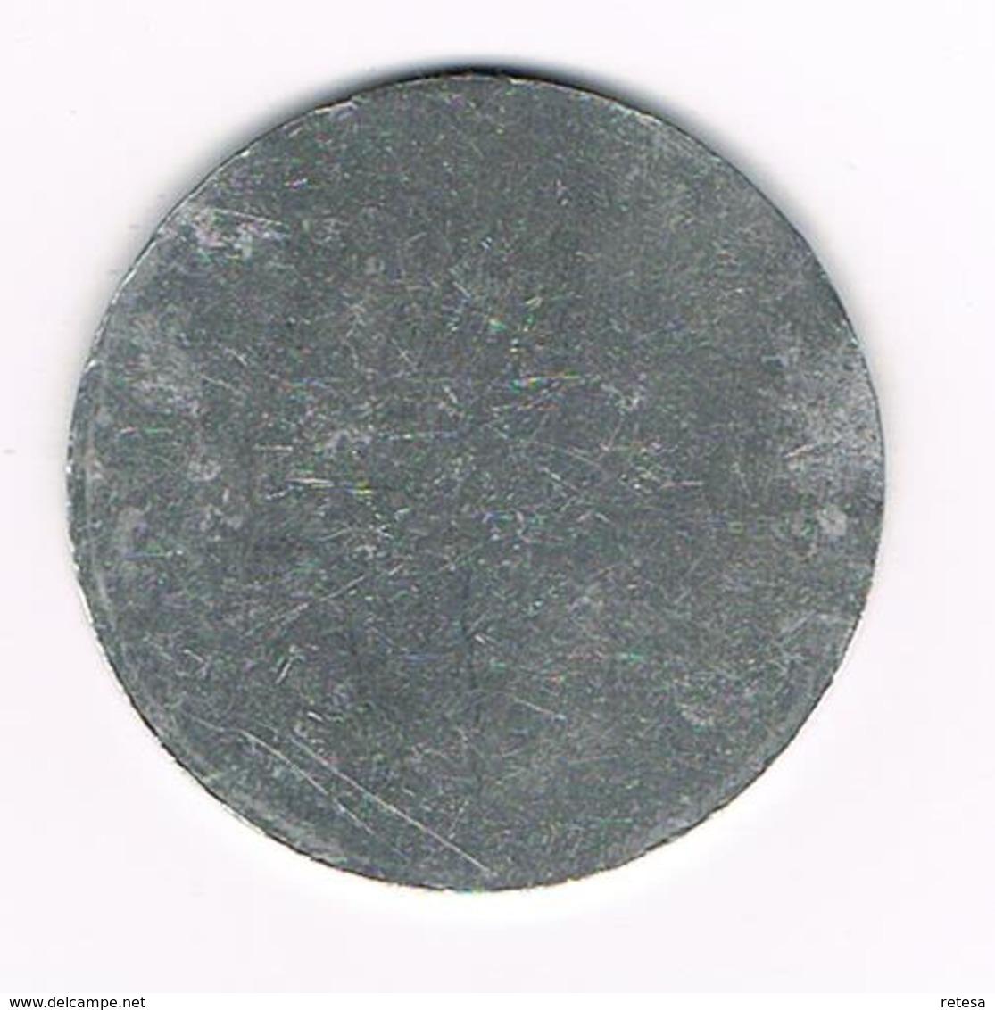 //  PENNING  ITTERSE KNOTSEN - Souvenirmunten (elongated Coins)