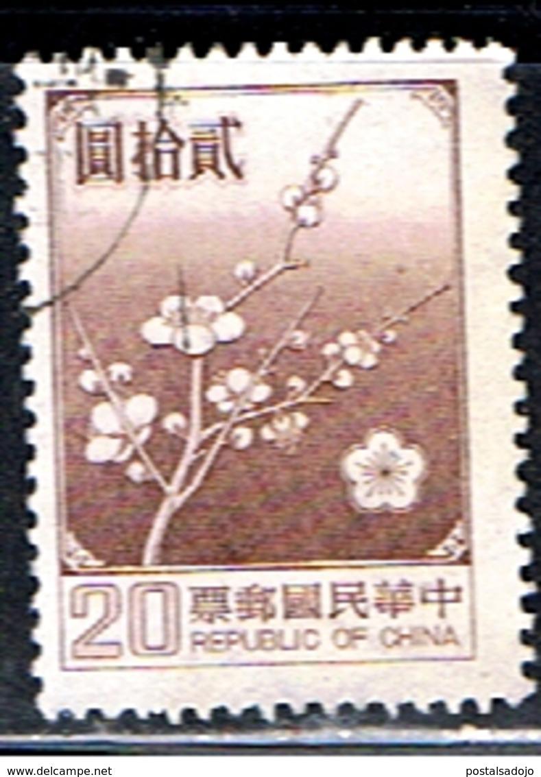 TAIWAN 108 // YVERT  1238 // 1979 - 1945-... República De China