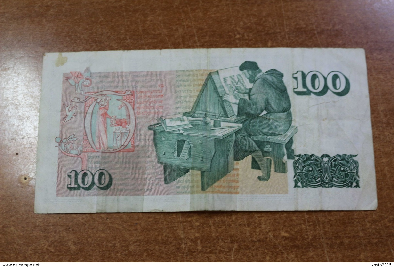 Iceland 100 Krone 1961 - Islande