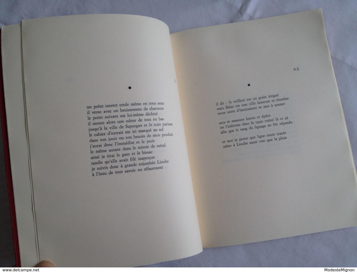Le Livre De Lioube Par Jean-Pierre Faye - Livres, BD, Revues