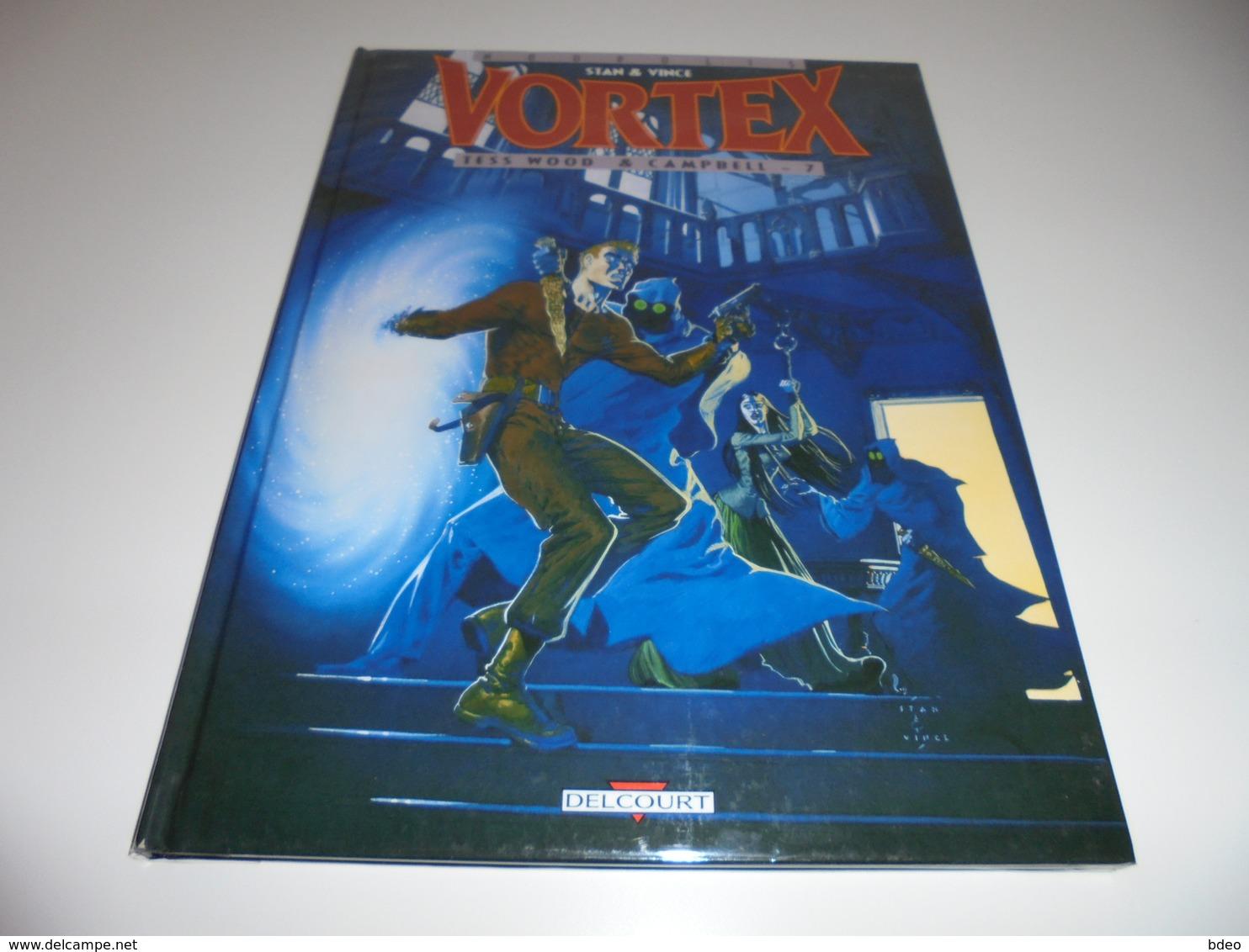 LOT EO VORTEX TOMES 2/3/7/ TBE - Books, Magazines, Comics