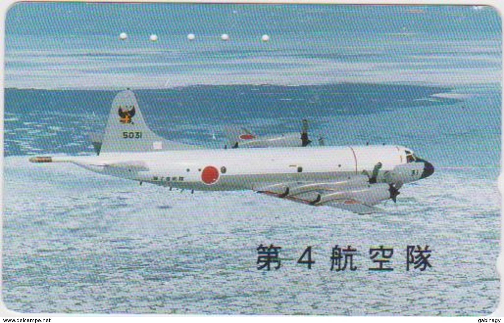 AIRPLANE - JAPAN-229 - MILITARY - Avions