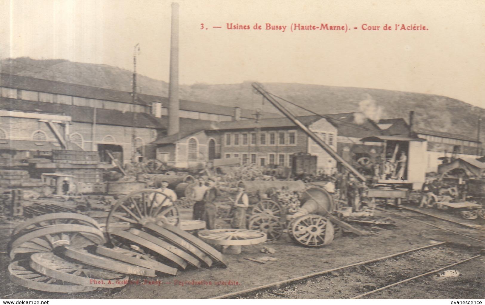 52 /  Buzay : Usines , Acierie    ///  REF  AOUT. 19  //   BO.52 - Francia