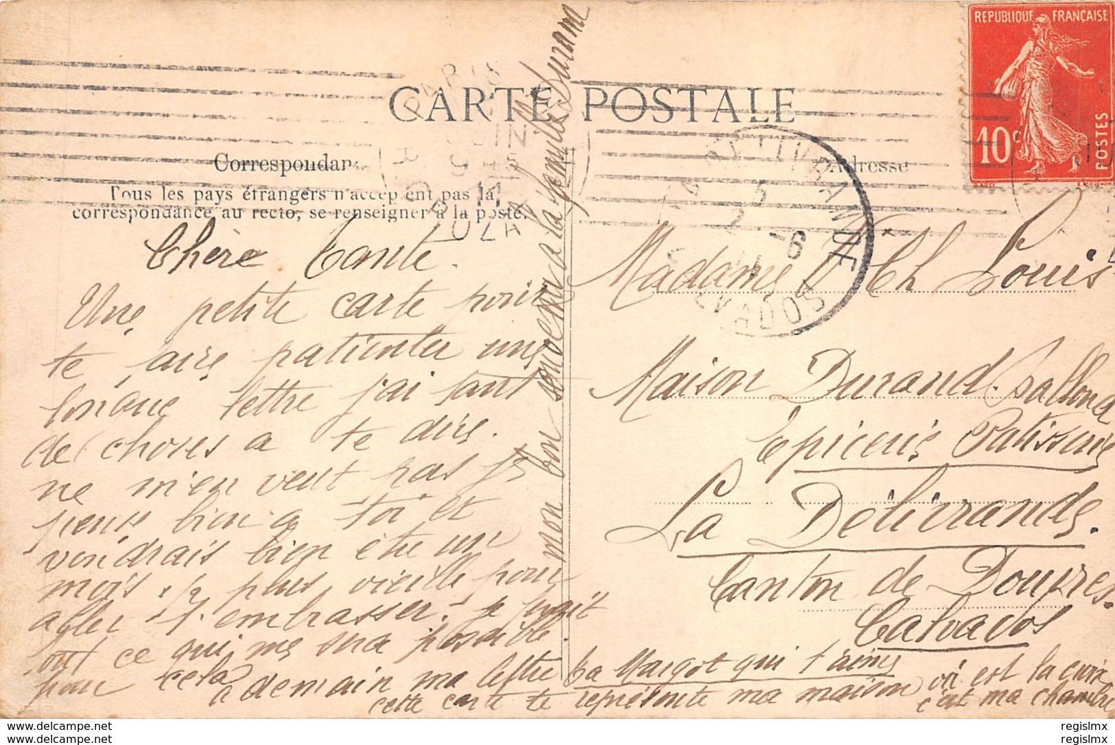 75-PARIS-RUE MICHEL BIZOT-N°2408-F/0241 - Autres