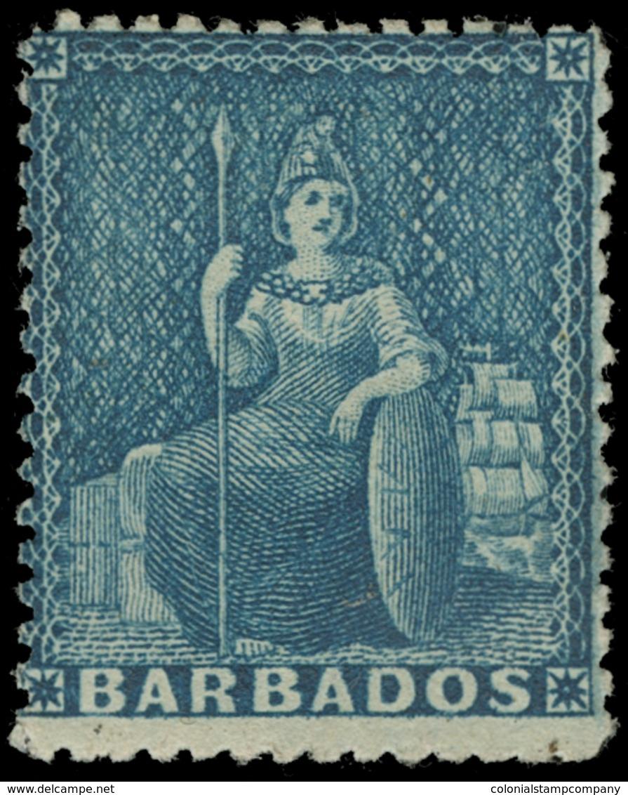 * Barbados - Lot No.227 - Barbades (...-1966)