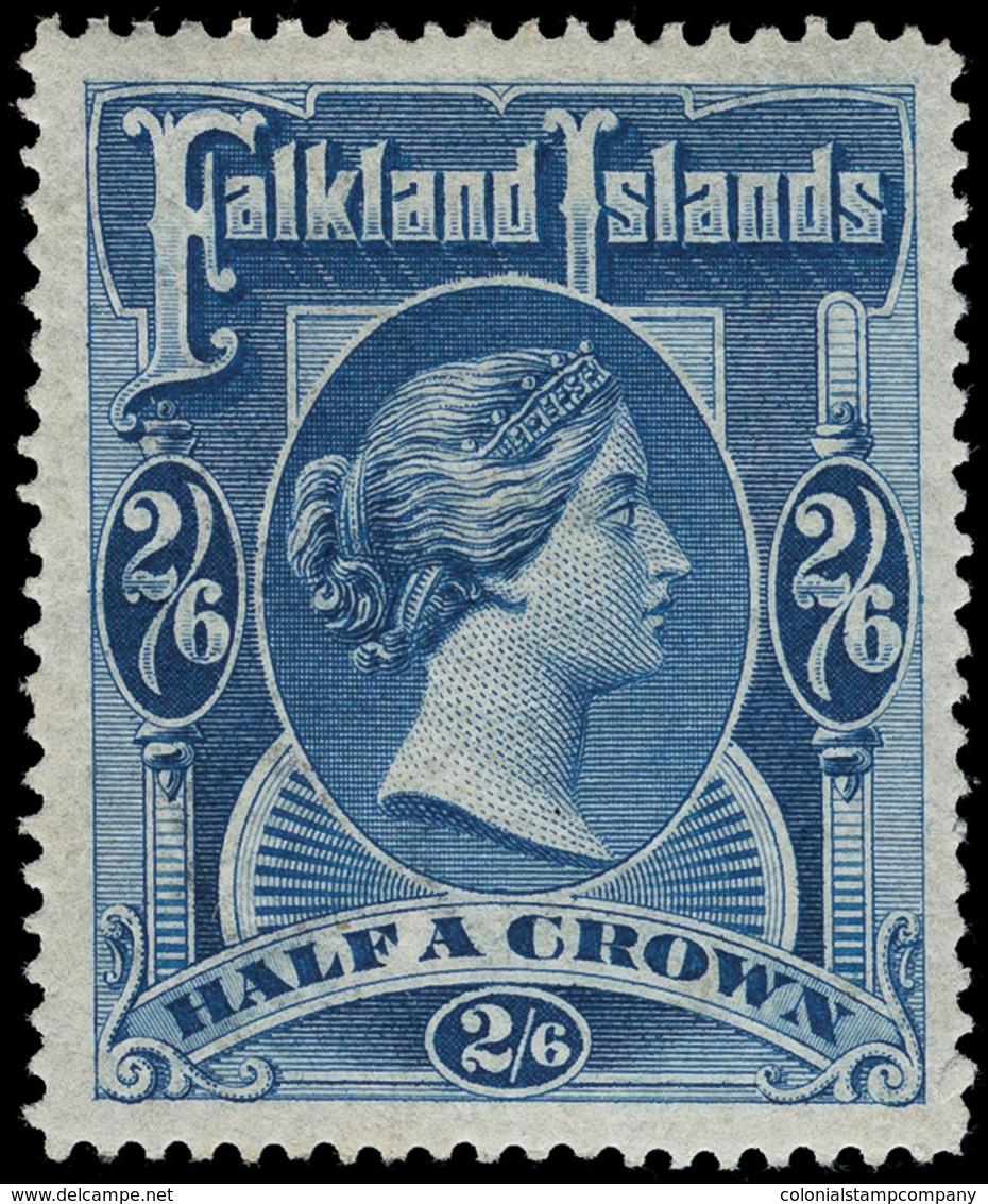 * Falkland Islands - Lot No.573 - Falkland Islands