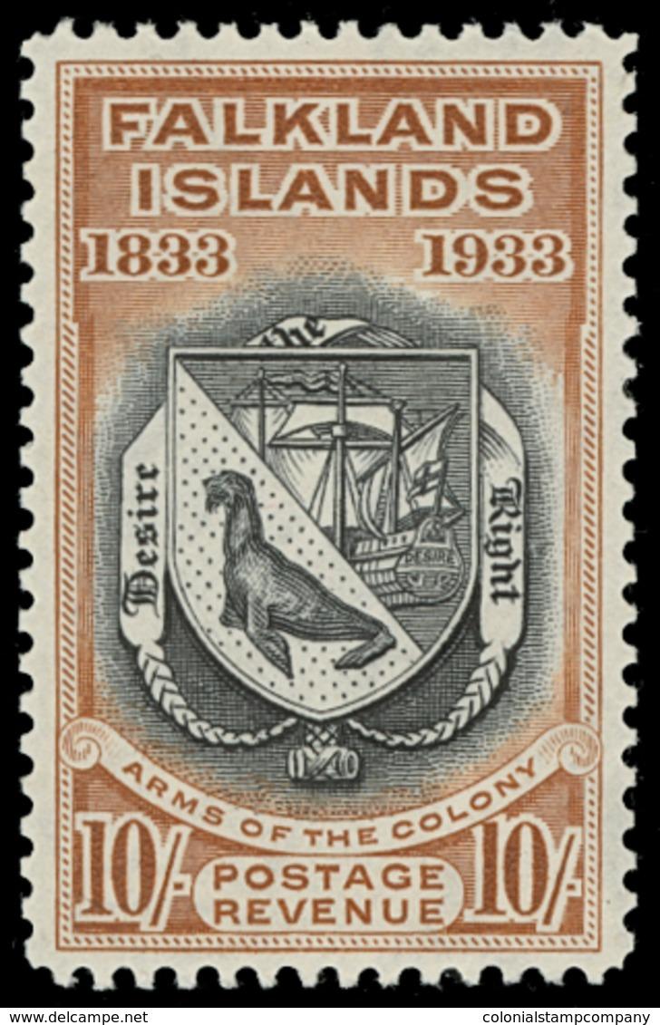 ** Falkland Islands - Lot No.583 - Falkland Islands