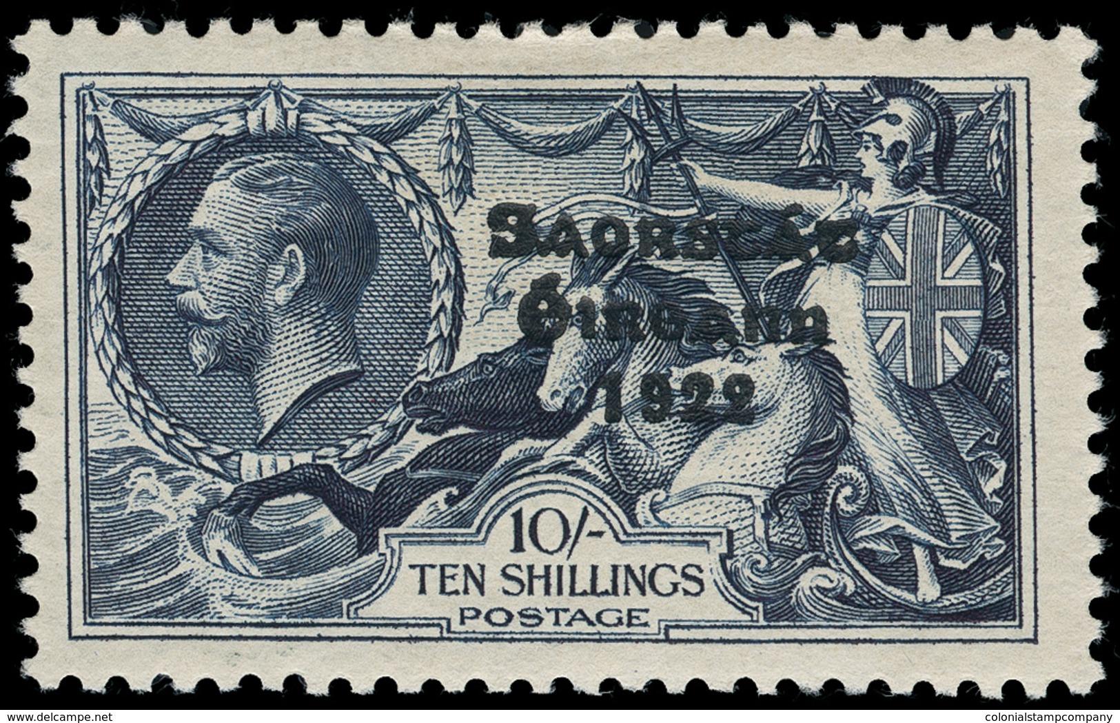 * Ireland - Lot No.723 - 1922-37 Irish Free State