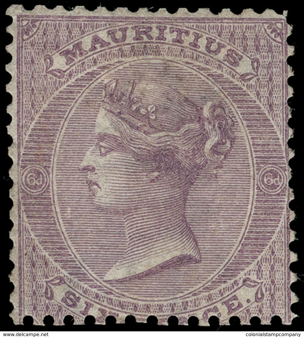 * Mauritius - Lot No.913 - Maurice (...-1967)