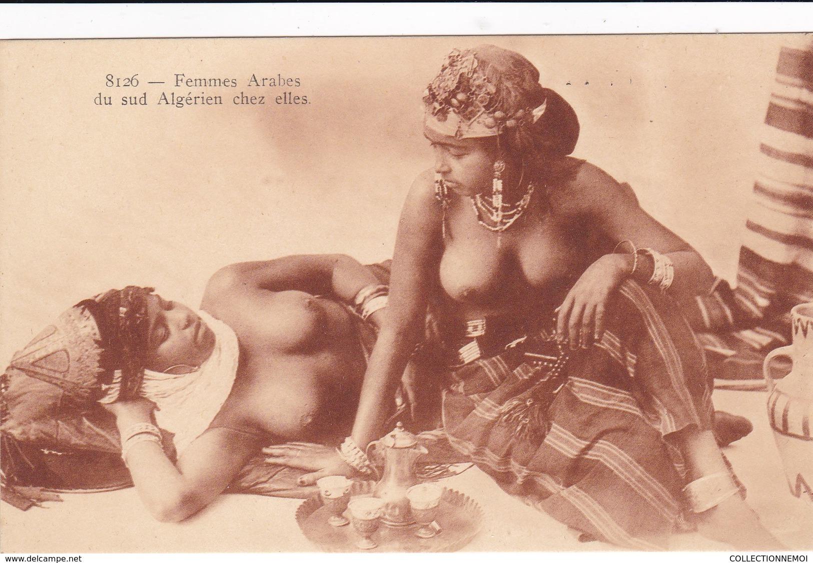 LOT DE 5 Cartes De Nues Divers ,petits Prix  (lot 246) - Nudi Adulti (< 1960)