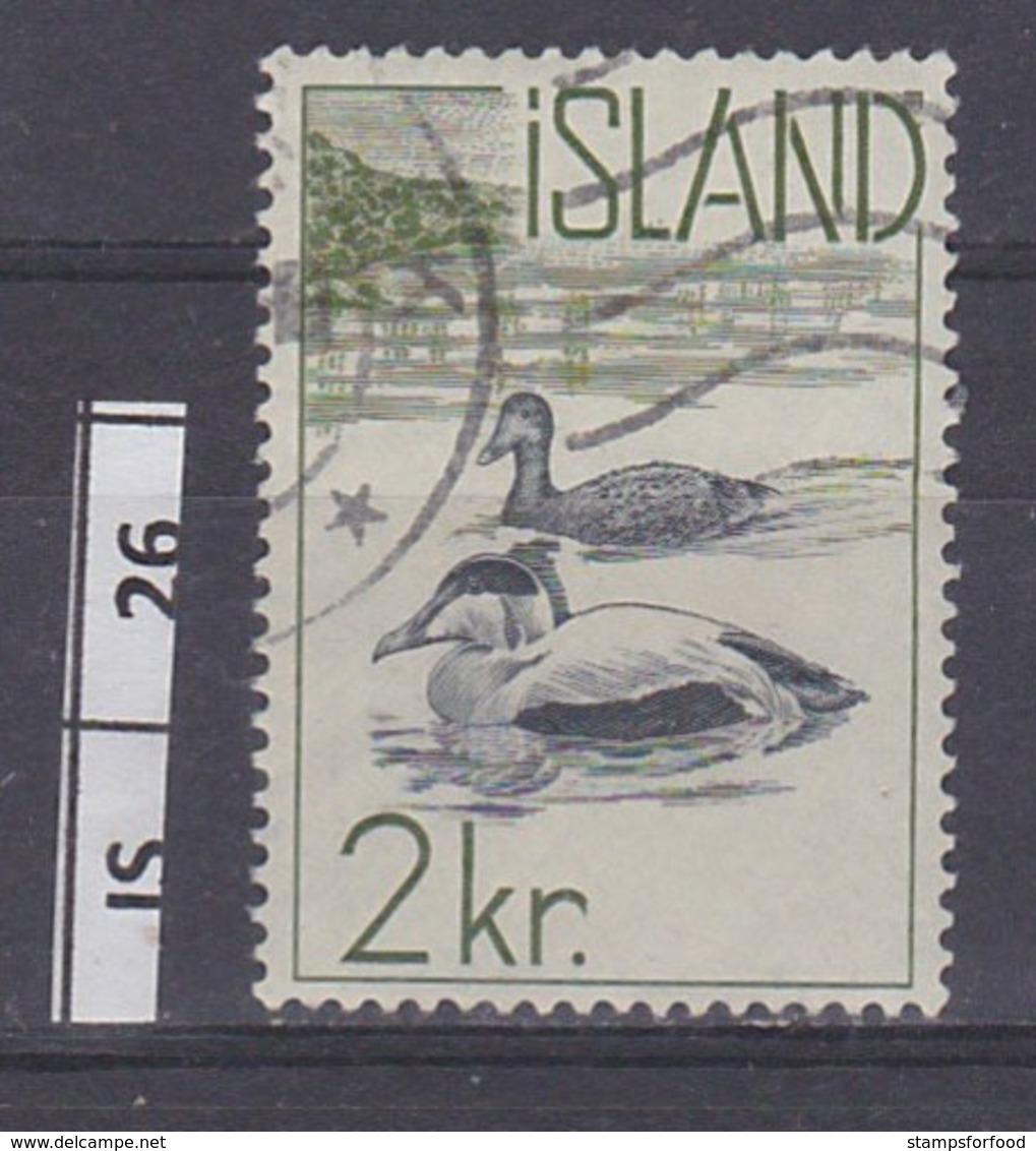 ISLANDA     1959Salmoni  2 Kr Usato - Usati