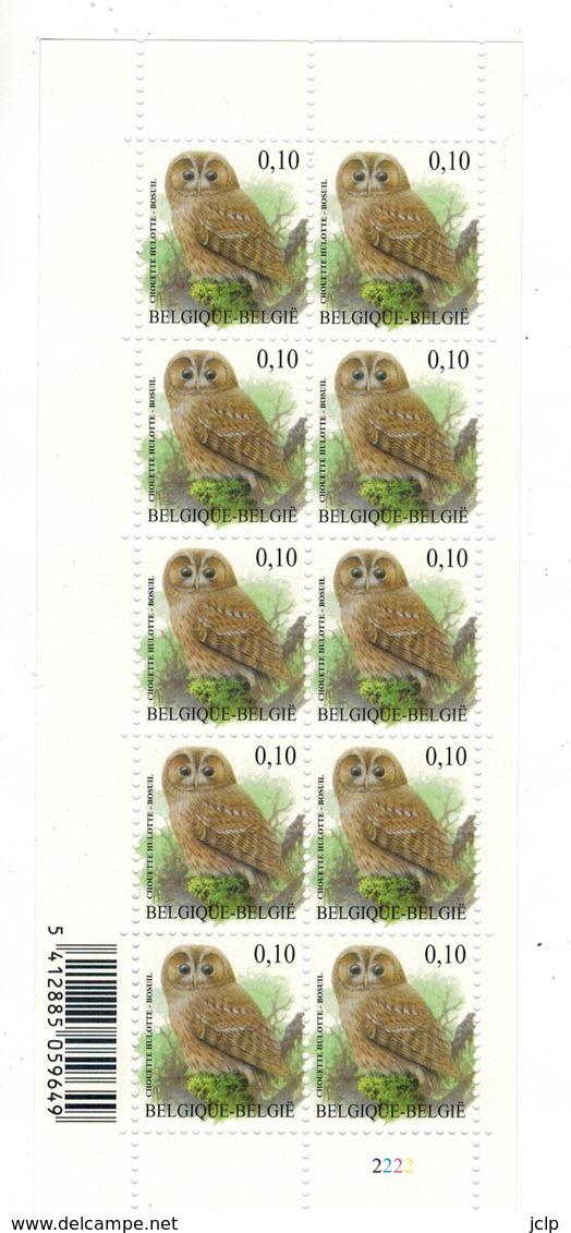 2009 - Bosuil - Chouette Hulotte. - 1985-.. Oiseaux (Buzin)