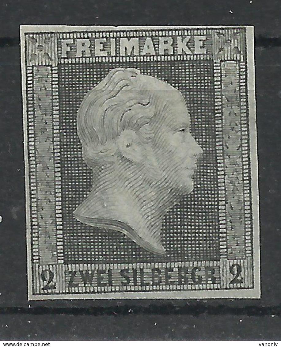 Preußen 3 ND II (*) - Prusse