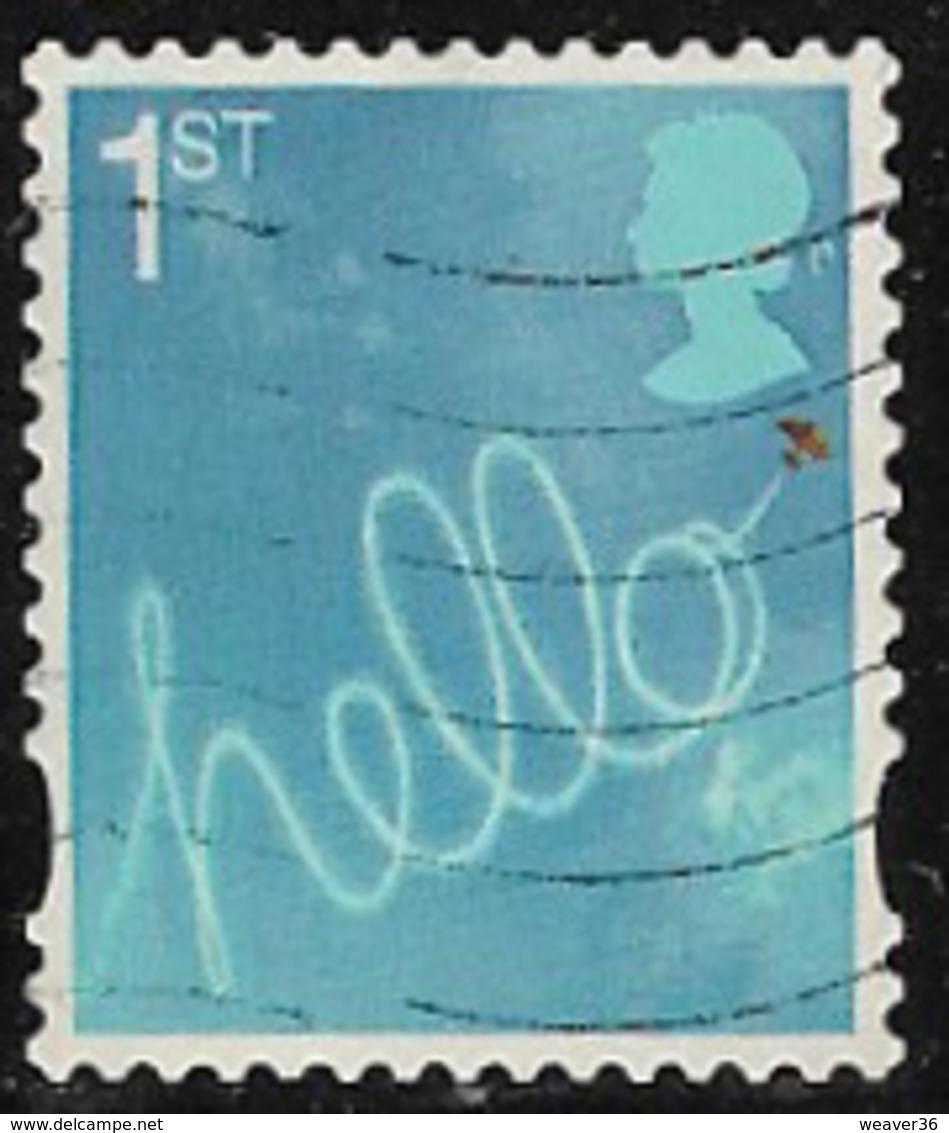 GB SG2568(vers) 2008 Smilers (Cartor) 1st Good/fine Used [40/32654/UD] - Grande-Bretagne