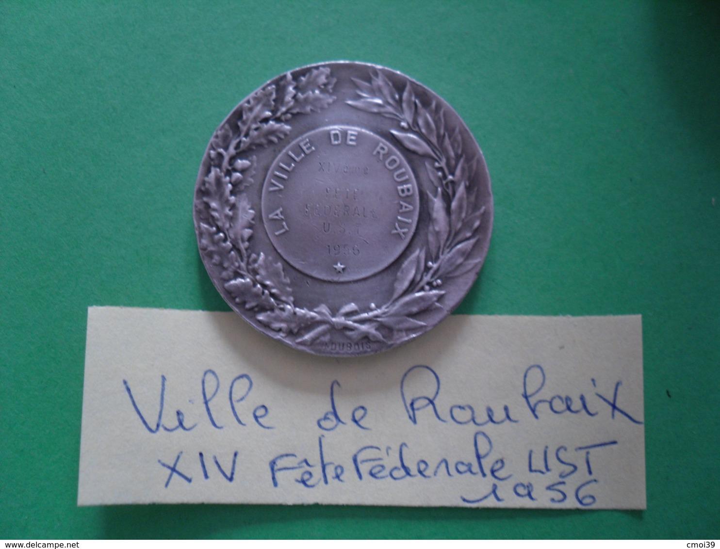 Ecusson De Roubaix (argent) - Münzen & Banknoten