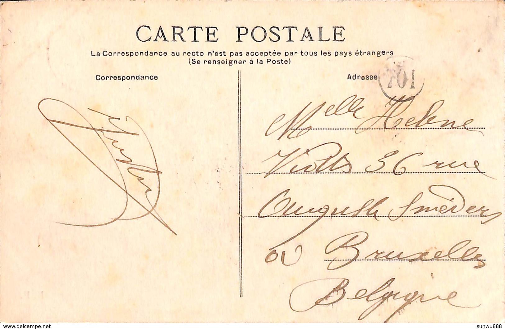 75 - Paris - Boulevard Exelmans Pris Du Quai D'Auteuil (animée Pâtisserie  1910) - Arrondissement: 16