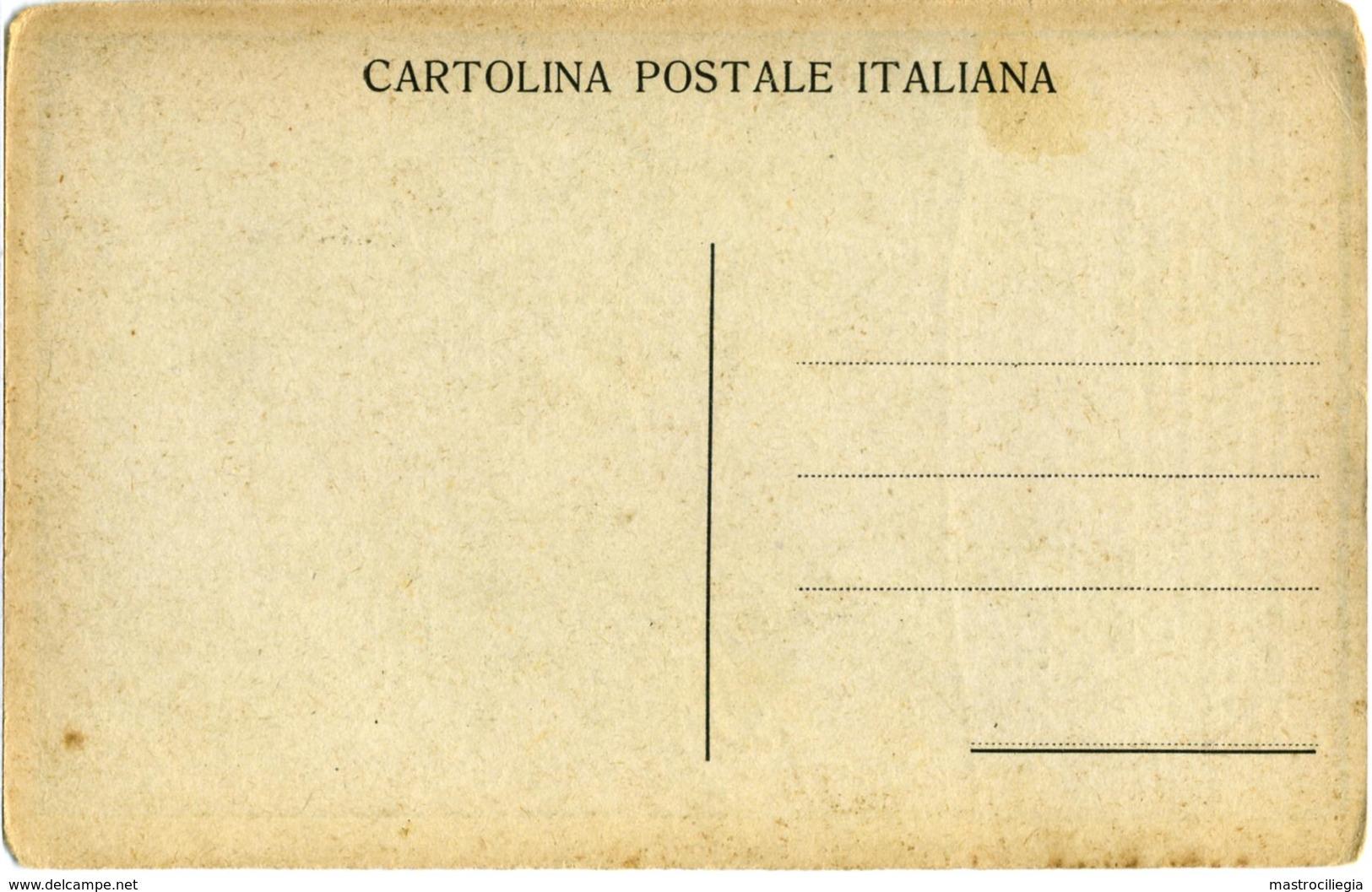 PRESTITO NAZIONALE Rendita Consolidata  Italia Turrita  Tricolore Italiano  Fiamma Redente - Patriottisch