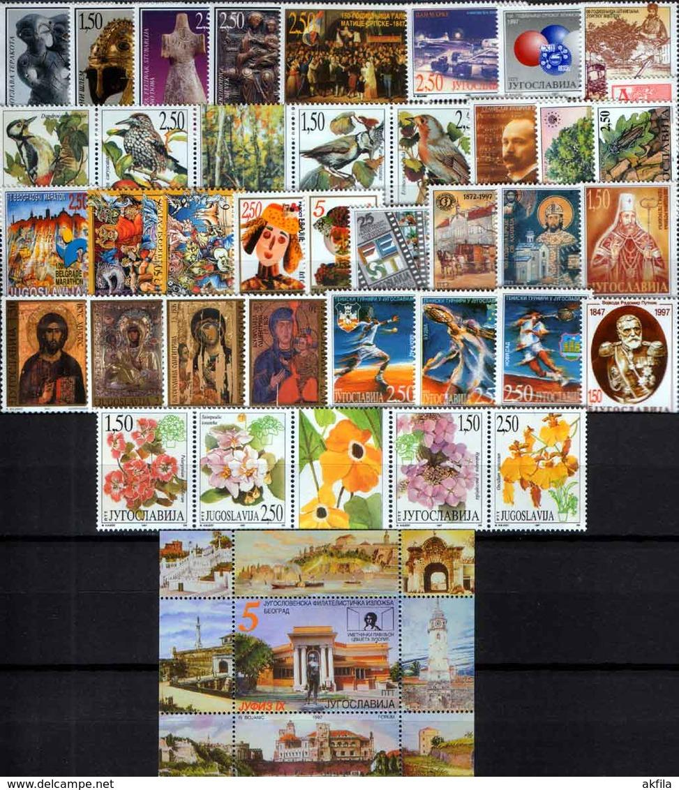 Yugoslavia 62 Complete Years From 1945 Till 2006, MNH (**) - Joegoslavië