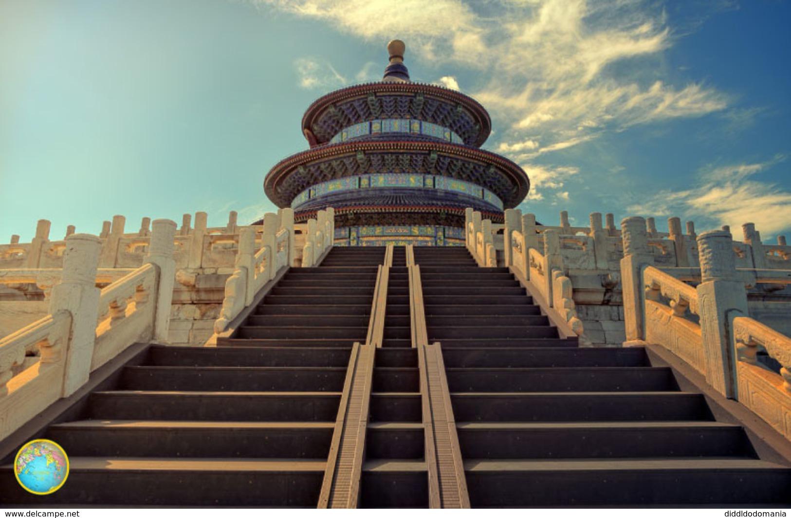 1 Magnet Neuf Theme Asie Chine - Turismo