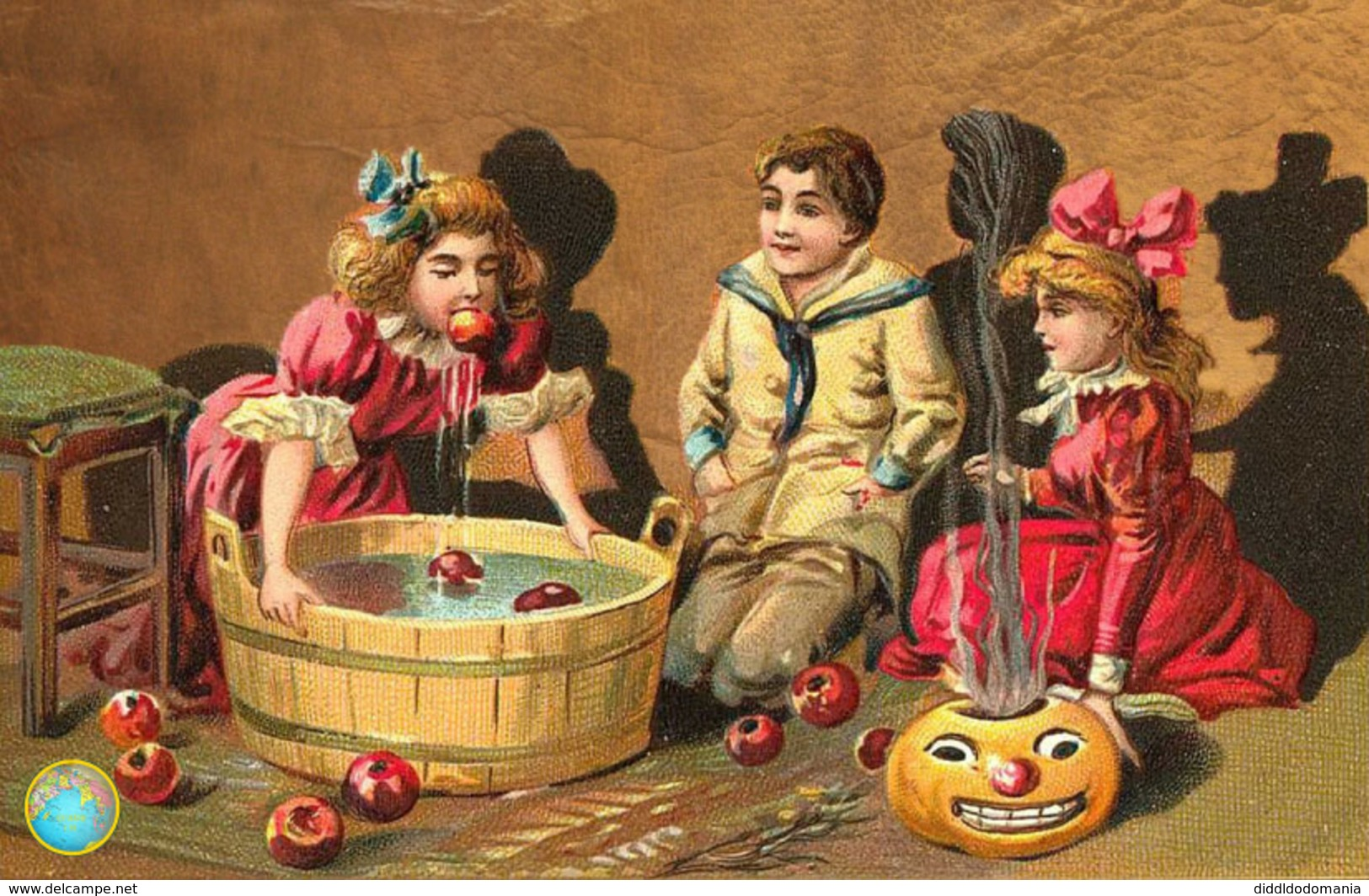1 Magnet Neuf Theme Halloween - Pubblicitari