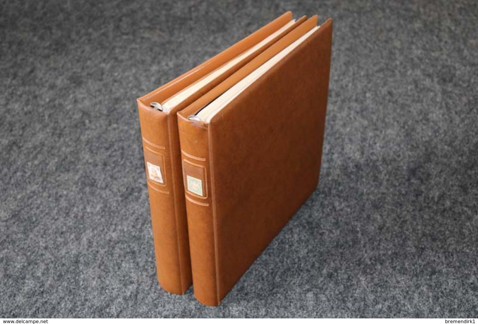 ALTDEUTSCHLAND (Bayern & Württemberg) - Sammlung In 2 Vordruckalben, 63 Bilder ....202 (G) - Lots & Kiloware (min. 1000 Stück)