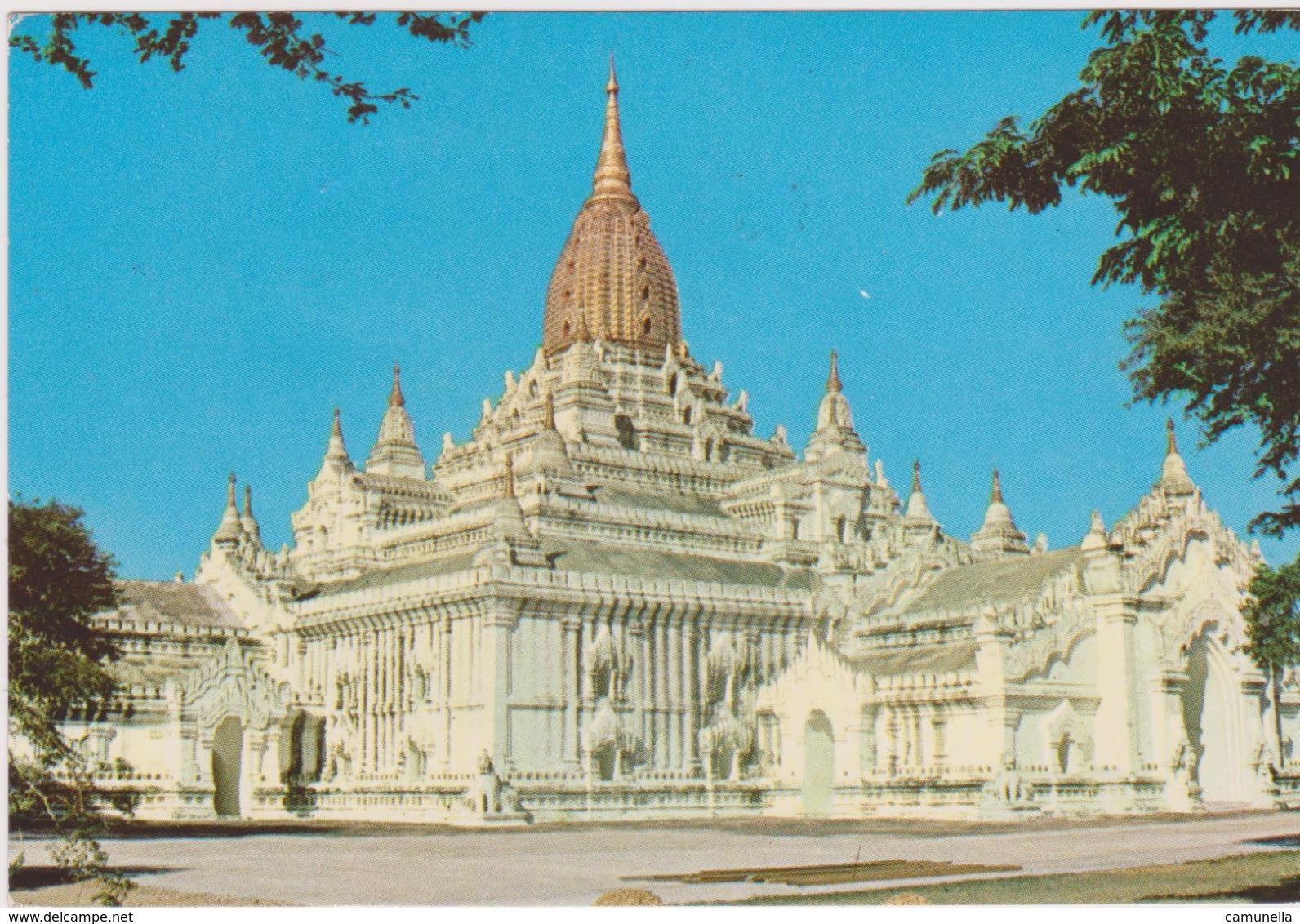Burma-pagan - Cartoline